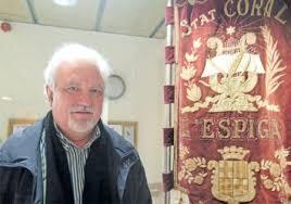 Manel Ollés, president de l'Espiga, candidat a Cortsenc d'Honor.